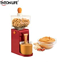 High Quality   Food Processors   Electric Small Grinder Machine Household Electric Peanut Butter Maker Food Processors   by NAHASU