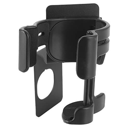 Soporte para teléfono portátil ligero ABS negro para coche