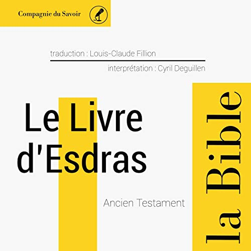 Le livre d'Esdras cover art