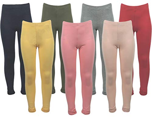 NAME IT Kinder Mädchen Leggings NITVIVIAN Sweat Hose Pant Sweathose Legging, Farbe:Grün, Größe:110