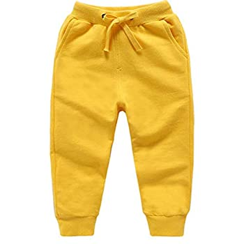 yellow pants toddler boy