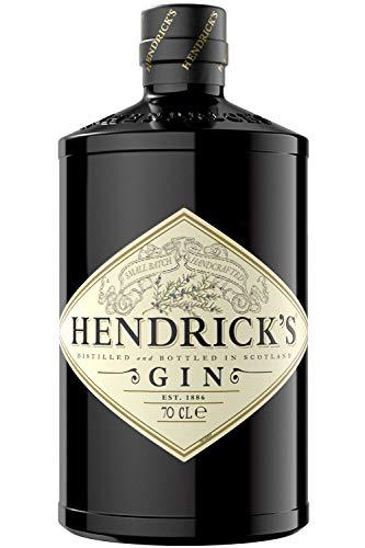 Hendricks Gin (1 x 0,7 l) – der einzigartige Gin mit Gurken und Rosenblattessenzen