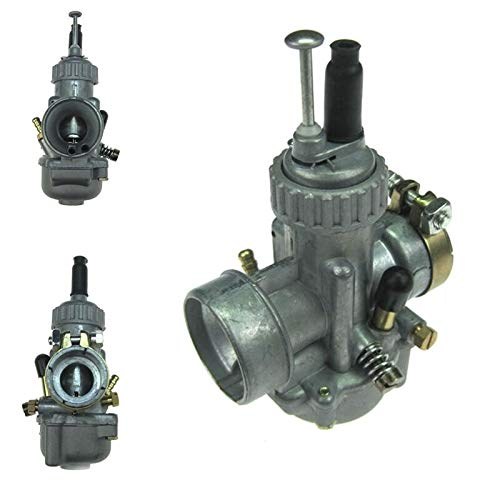 Tuning SET: 20mm BING carburateur 42mm sport luchtfilter voor Zündapp - Kreidler - Hercules (M-6192-6045)