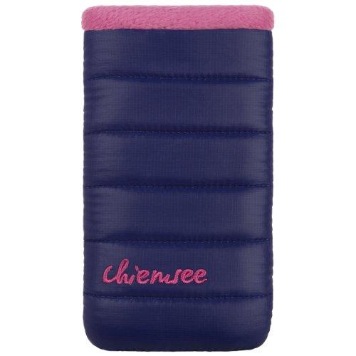 Chiemsee Bormio-Custodia per Apple iPhone 5/5S/5C, Colore: Blu Scuro