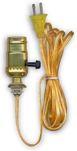 National Artcraft Max 65% OFF Quality Bargain Lamp Kit Make to Repair a or