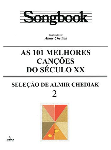 Songbook as 101 melhores canções do Século XX - 2