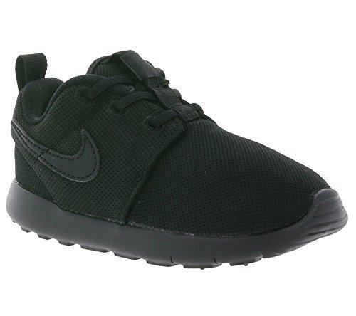 Nike Nike Unisex Baby Roshe One (TDV) Sneaker, Schwarz, 19.5 EU