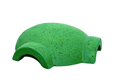 Wildlife Habitat: Frog and Toad Bunker. Dark Green.