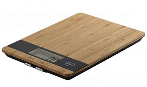 Rösle Küchenwaage digital aus BambusDigital Kitchen Scale Bamboo [A]