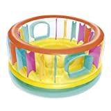 BESTWAY 52262 Up,In&Over Hüpfburg BOUNCEJAM Bouncer, Multicolor