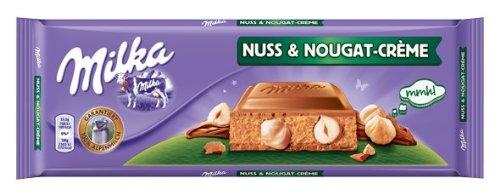 Milka cioccolato alla nocciola crema 300 g [Misc.]