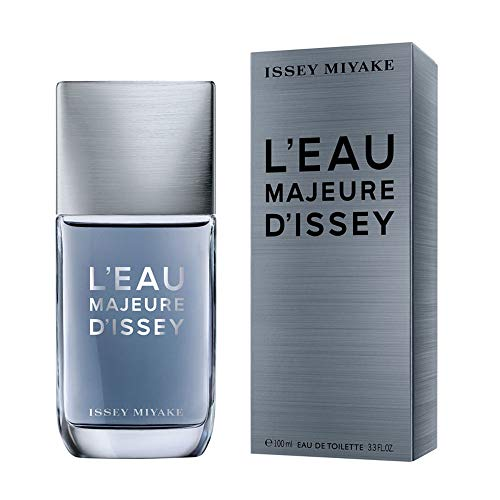 Perfume L'Eau Majeure d'Issey - Issey Miyake - Eau de Toilette Issey Miyake Masculino Eau de Toilette