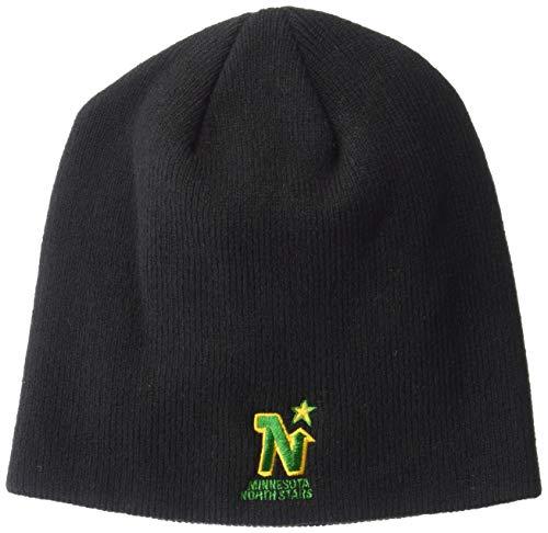 OTS NHL Minnesota North Stars Youth Beanie Knit Cap, Vintage, Youth