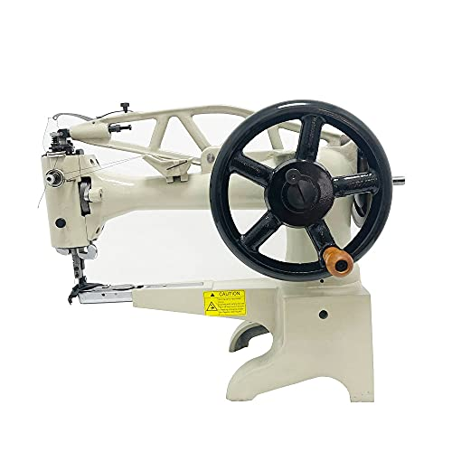 INTBUYING Industrial Leather Sewing Machine Shoe Repair Machine Sewing Mending Machine Leather Stitching Equip DIY Patch