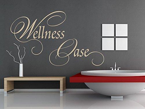 Klebeheld® Wandtattoo Wellness Oase