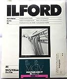 Ilford Multigrade IV RC Deluxe 13x18 (25 hojas) 1M-brillo