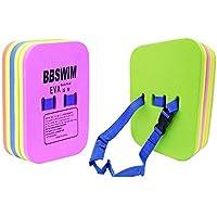 SWZY Foam Back - Ayuda de Entrenamiento con Tabla Flotante con cinturón de Hebilla para Principiantes de natación para niños Adultos