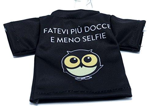 Mini T-Shirt con Ventosa Io Ti Maledico