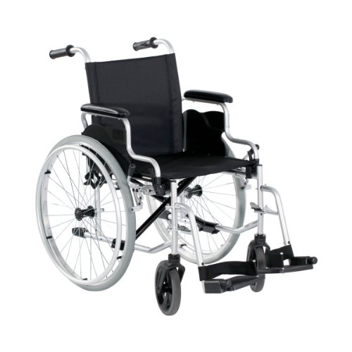 Dietz Leichtgewicht-Faltrollstuhl Rollstuhlzubehör, Sitzbreite 50 cm