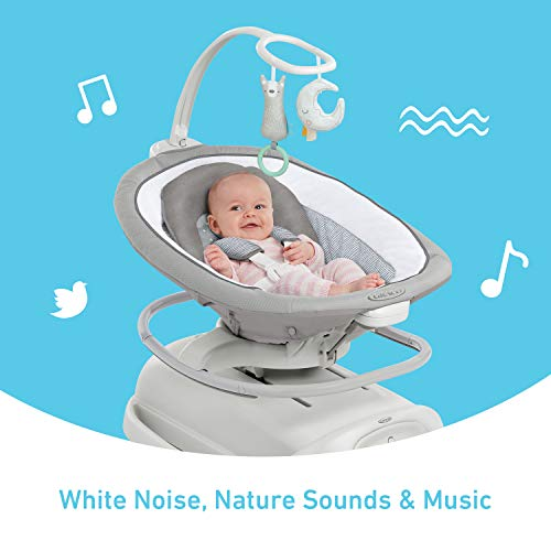 4147k70bg7L The Best Battery Operated Baby Swings in 2021 Reviews