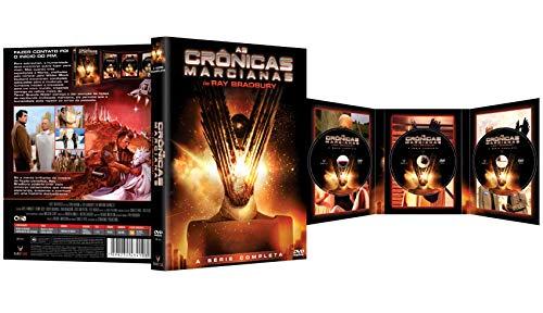 As Crônicas Marcianas - A Série Completa