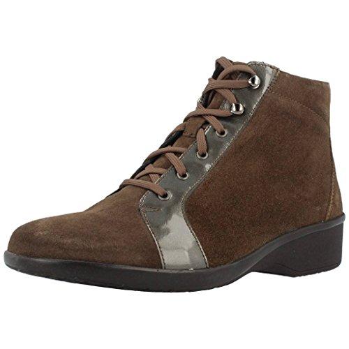 Stonefly Paseo II 77 VEL Bottines Boots Femme Marron 36 EU