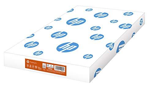 HP Druckerpapier Premium Chp 860: DIN A3, 80g/m², 500 Blatt, Extraglatt, hochweiß - Intensive Farben, Scharfes Schriftbild