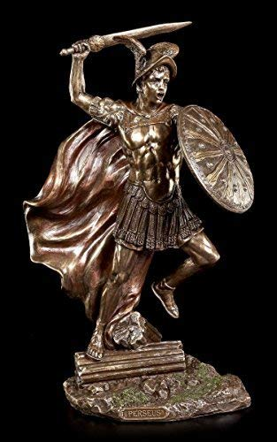 Perseus Figur - Sohn von Zeus | Veronese Statue griechischer Gott