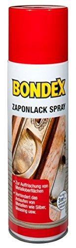 Bondex Zapon Lack Spray Farblos 0,3 l - 352610