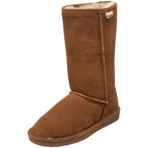 Bearpaw Women's Emma Fashion Boot, Hickory II, 5 Medium US