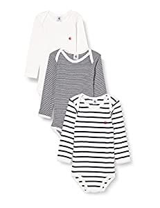 Petit Bateau A01tb Camiseta, Variante 1, 6 Mes Unisex bebé