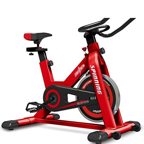 DXIUMZHP Bicicletas estáticas y de Spinning Filatura Cyclette Silenziosa Bicicletta Sportiva per Interni per Biciclette Domestiche Attrezzature per Il Fitness Riduzione del Ventre