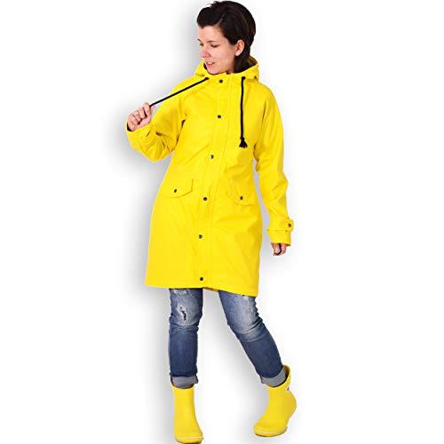 leni pepunkt Schnittmuster Regenjacke Damen in den Größen 32-58 zum Nähen mit Anleitung und 5 Webetiketten