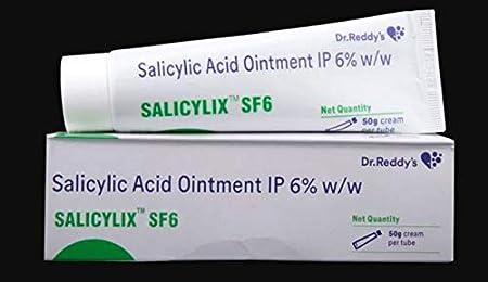 unguent salicilic papilom)