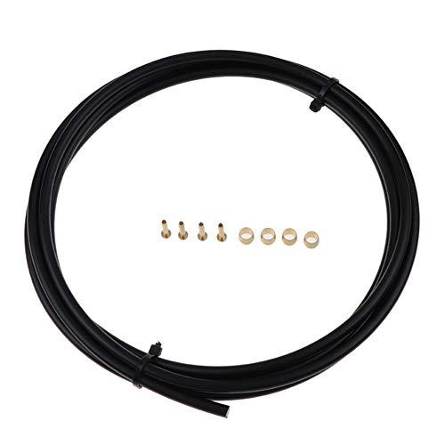 Varadyle Cable de Freno de Disco de Aceite para Bicicleta, Anillo de...
