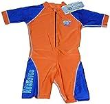 Kinder UV-Schutz-Anzug 50+ Badeanzug Sonnenschutzanzug Strandanzug Schwimmanzug Jungen -