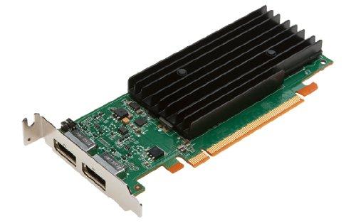 PNY Quadro PNY Quadro NVS 295 x1 DVI Grafikkarte (PCI-e, 256MB GDDR3 Speicher, 2X DP + 2X Adpater DP auf DVI-D,  1 GPU) Full Retail