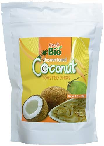Cecil Bio Geröstete Natürlich-Kokosflocken, 100g (6er-Pack)