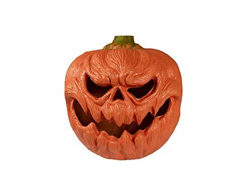 EUROPALMS Halloween Kürbis, 31cm   Kürbis mit Monsterfratze