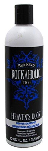 Bed Head Rockaholic Repair Shampoo Heavens Door 12 Ounce (355ml) (6 Pack)