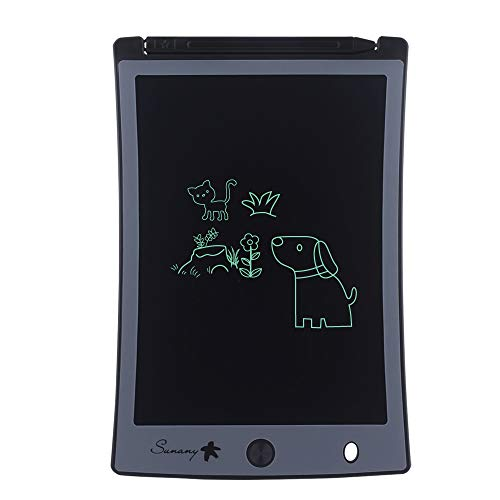 Sunany LCD Writing Tablet,Electronic Writing &Drawing Board Doodle Board, 8.5' Handwriting Paper...