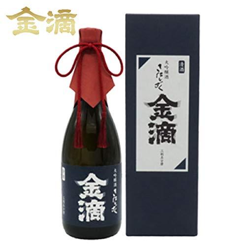 金滴 大吟醸 きたしずく35[日本酒 北海道 720ml]