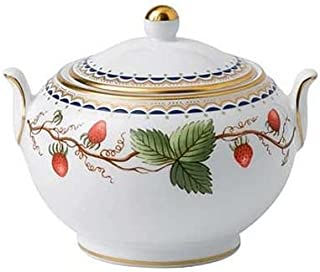 Wedgwood Wild Strawberry Archive Sugar, Multicolor
