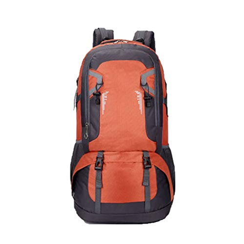 Affordable jianchi Outdoor Sport Daypack Travel Bag Climbing, 40l/60l Lightweight Large Capacity Waterproof Scratch Resistant Nylon Outdoor Camping Mountaineering Military Riding (Color : E, Size : 40l)
