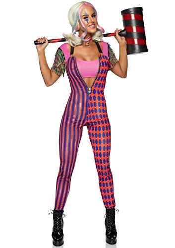 Leg Avenue Women's Comic Vixen Costume, Multicolor, Medium