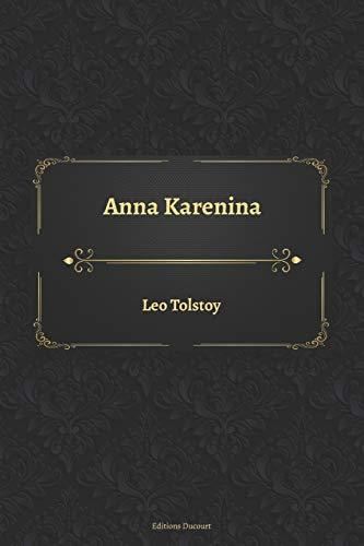 Anna Karenina B08D527X62 Book Cover