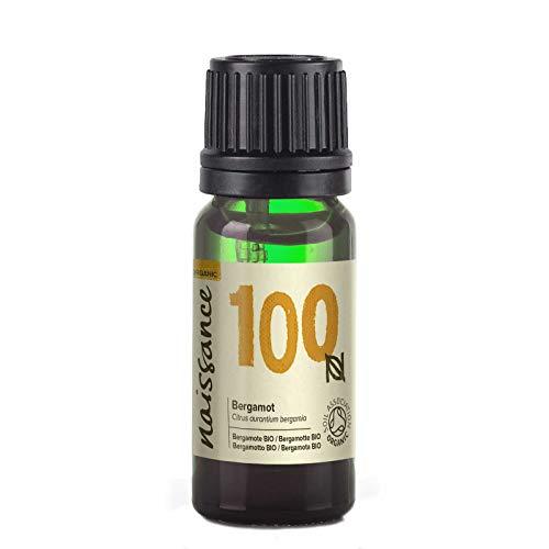Naissance Bergamotte 10ml BIO zertifiziert 100% naturreines ätherisches Öl