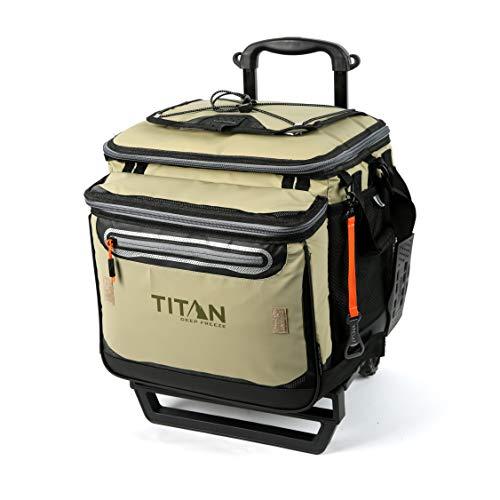Titan(タイタン)ソフトクーラーボックス Deep Freeze 40L 50+10カン