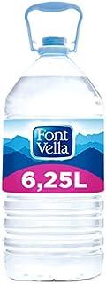 comprar comparacion Font Vella, Agua Mineral Natural - Garrafa 6,25 l