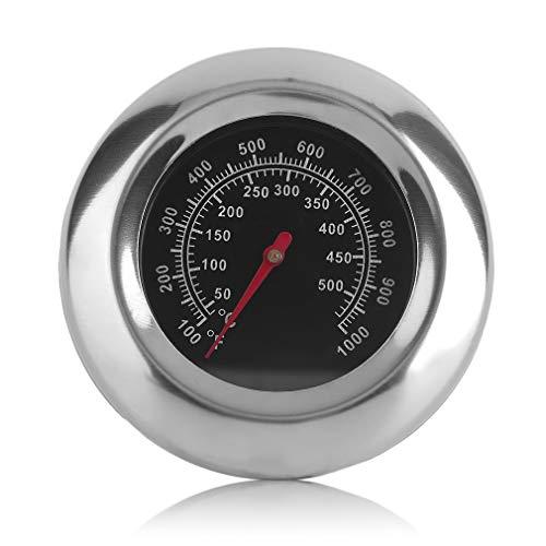 Roestvrijstalen Oven Voedsel Koken Bakken Thermometer Temperatuurmeter Zilver